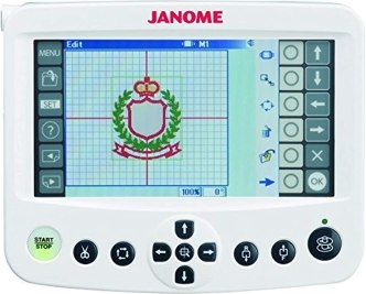Janome MB-4s Four-Needle Memory