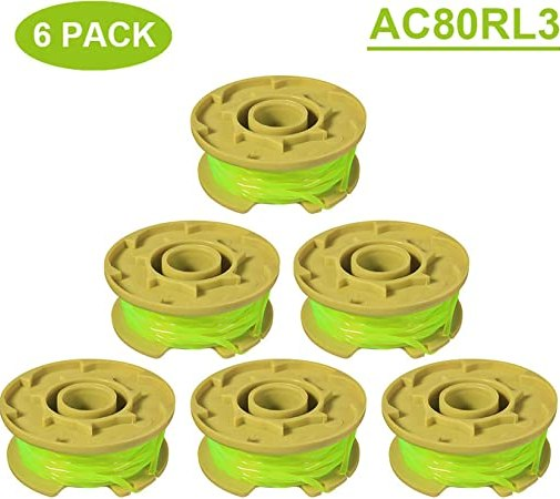 Replacement Trimmer Spool For Ryobi