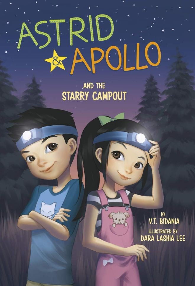 Astrid and Apollo and the Starry Campout: Bidania, V.T., Lee, Dara Lashia:  9781515861225: Amazon.com: Books
