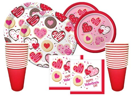 paper bundle, valentine's day ideas