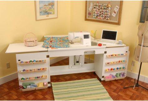 arrow sewing machine cabinet