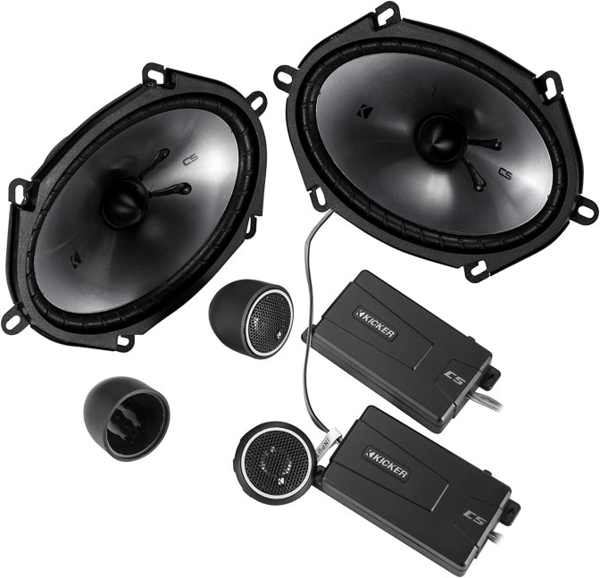 best 6x8 car speakers