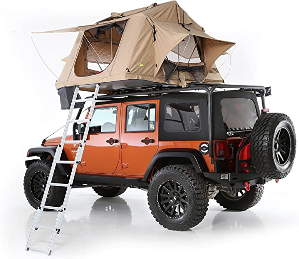 Smittybilt Overlander Tent Exterior