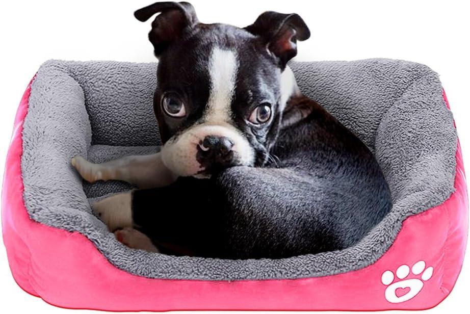 Colchón Cuadrado para Cama de Perro pequeño