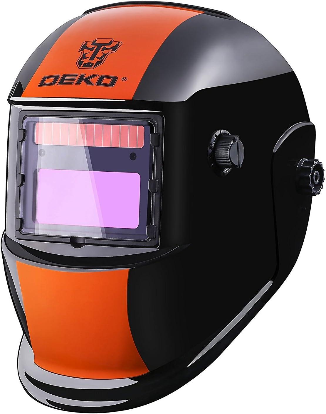 Auto Darkening Welding Helmet for Mig Tig Arc Welder
