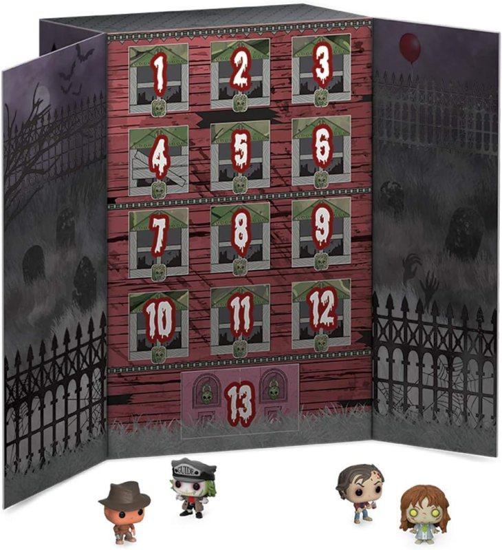Halloween Funko Countdown Calendar