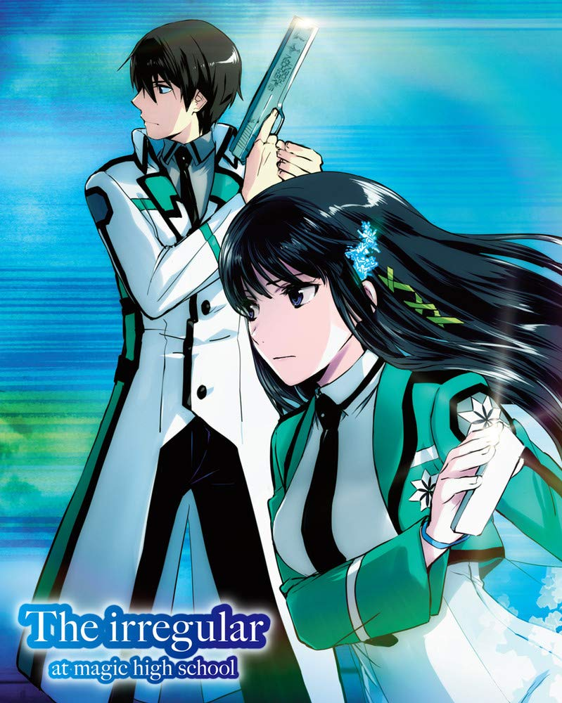 Image result for the irregular at magic high school