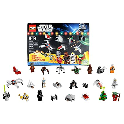 Lego Star Warstm Advent Calendar 7958discontinued By Manufacturer