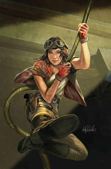 STAR WARS DOCTOR APHRA #33: Amazon.com: Books