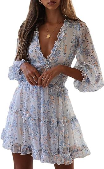 white amazon floral dress beautiful dresses
