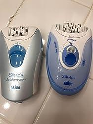 Braun Silk-épil 5 5-280 - Electric Hair Removal Epilator, Ladies' Electric Shaver, and Bikini Trimmer for Women Customer Image 3