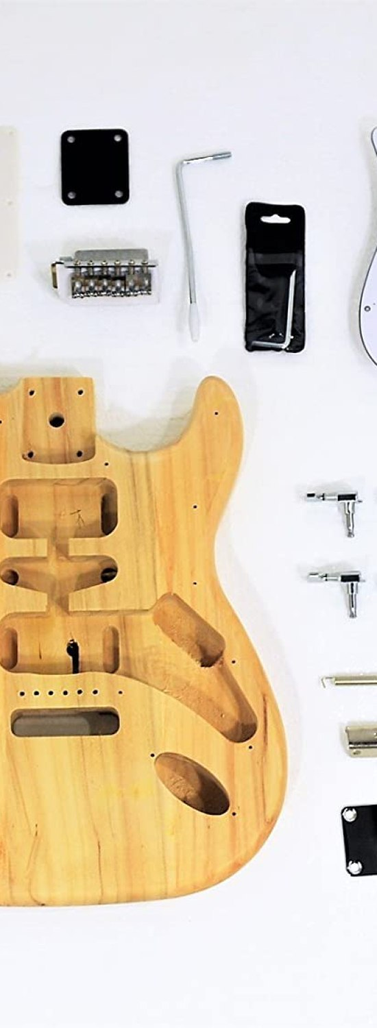 Electric Guitar Kits for Stratocaster Electric Guitar