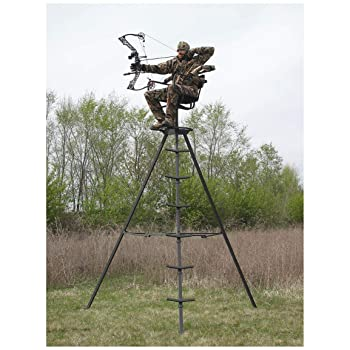 Sniper Sentinel 13' Swivel Tripod Deer Stand