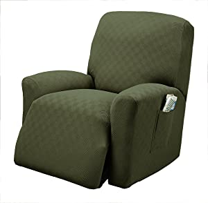 Awe Inspiring The 10 Best Recliner Covers To Buy In 2019 Update Ocoug Best Dining Table And Chair Ideas Images Ocougorg