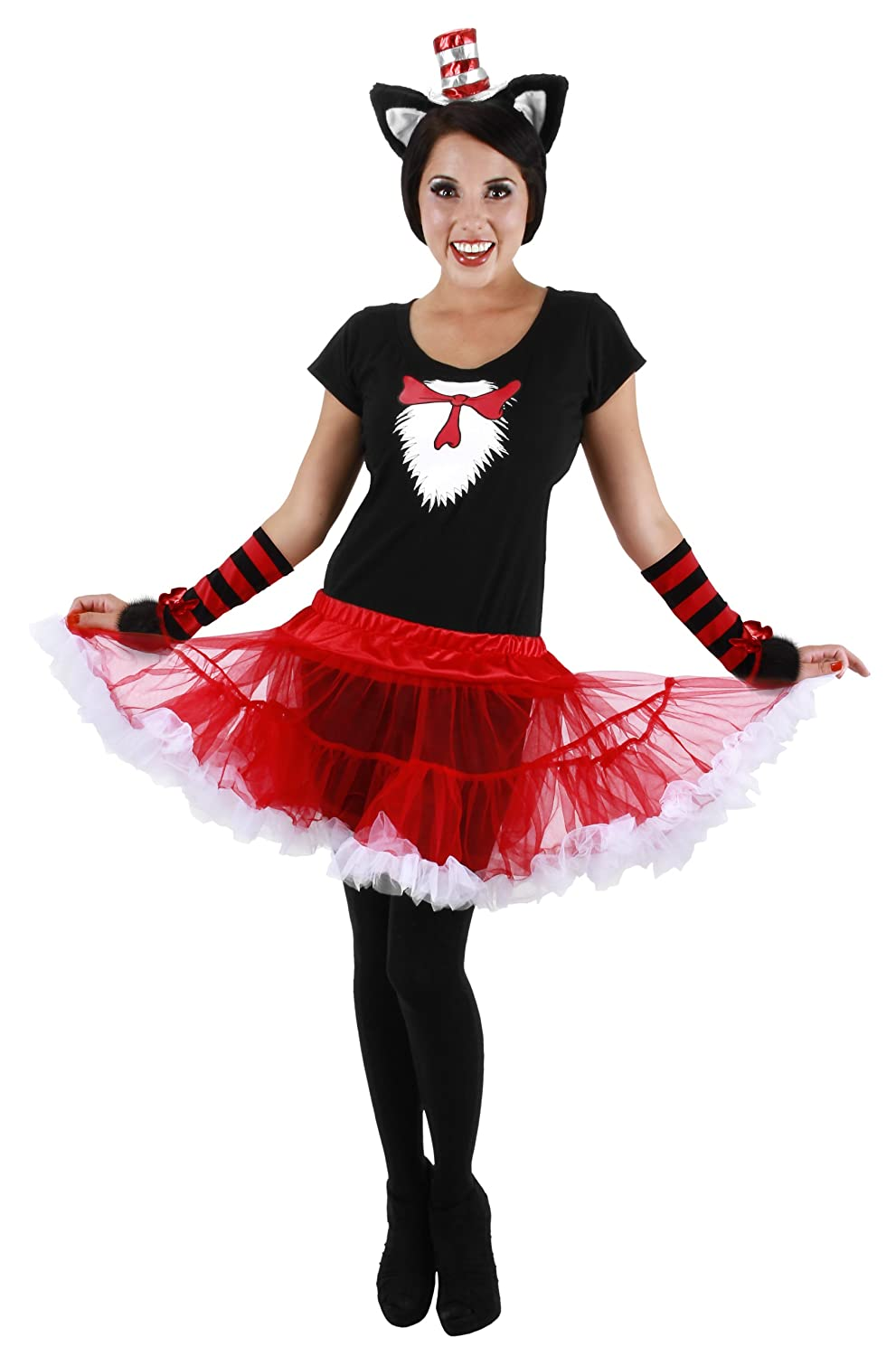 cat hat costume costumes halloween adults adult creepy comical tutu college zebra pet really womens someone would fun
