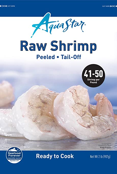 Medium Shrimp - Raw