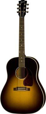 Gibson J-45 Standard acoustic-electric Guitarra, clásico Sunburst