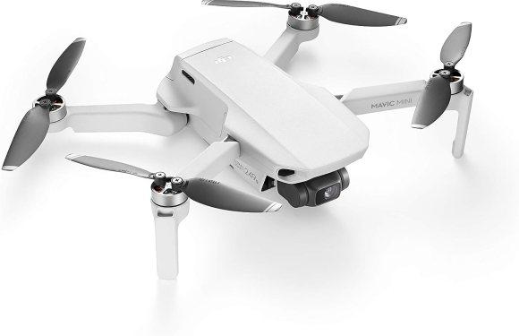 Drone For Vlogging