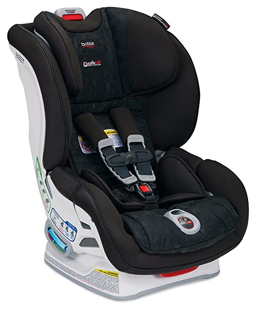 Britax boulevard rear facing