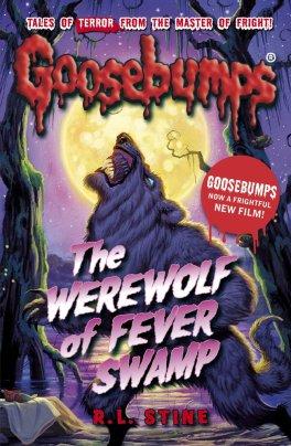 Image result for goosebumps werewolf book