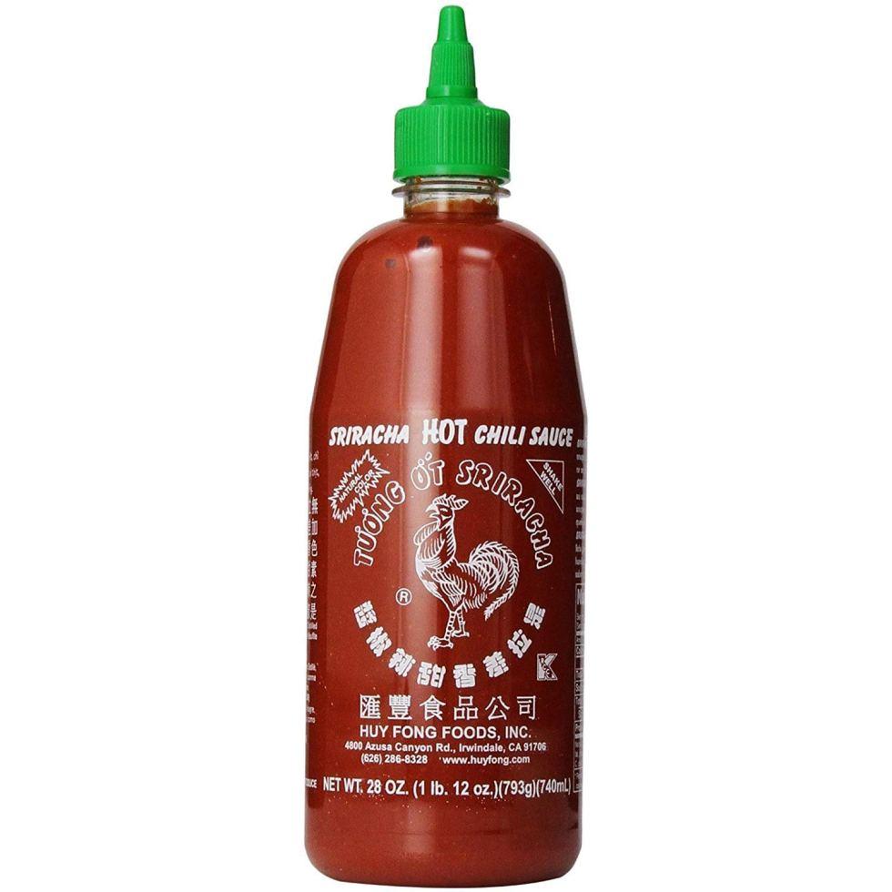 Amazon.com : Tuong Ot Sriracha Hot Chili Sauce 28oz : Grocery & Gourmet Food