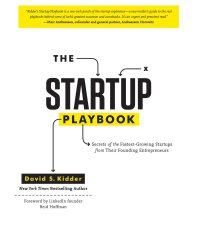 Image result for the startup playbook