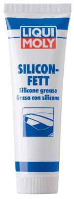 Liqui Moly 3312 Silicone Grease 100G (1 Piece Transparent)