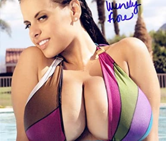 Wendy Fiore Autographed Photo At Amazons Entertainment Collectibles Store