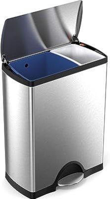 simplehuman-Rectangular-Step-Recycler