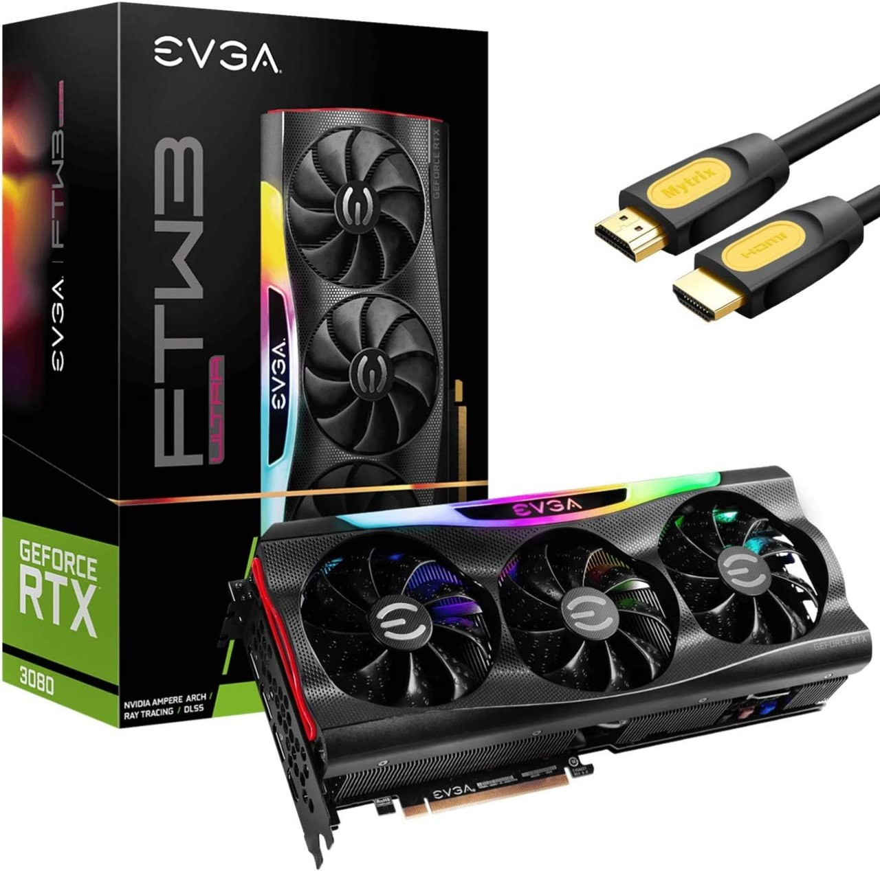 Best RTX 3080 Graphics Card