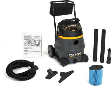 WorkShop Wet/Dry Vac - WS1400CA review