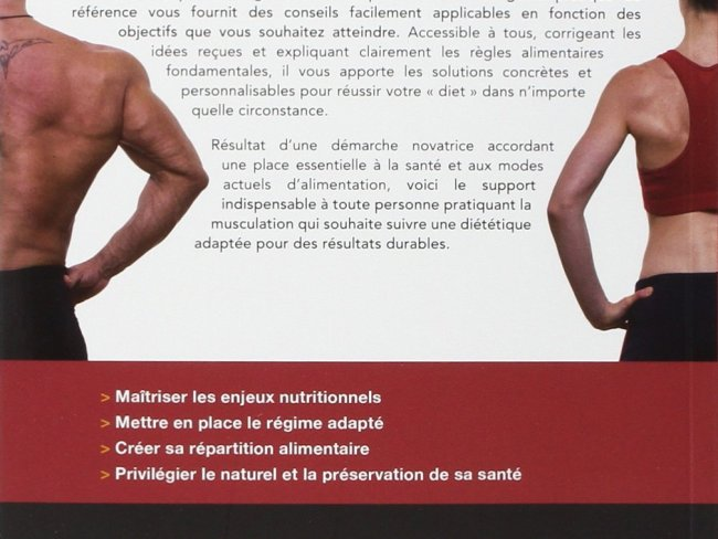 Street Talk: livre sur la nutrition musculation
