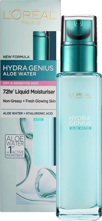L'Oreal Paris Hydra Genius Aloe Water Serum