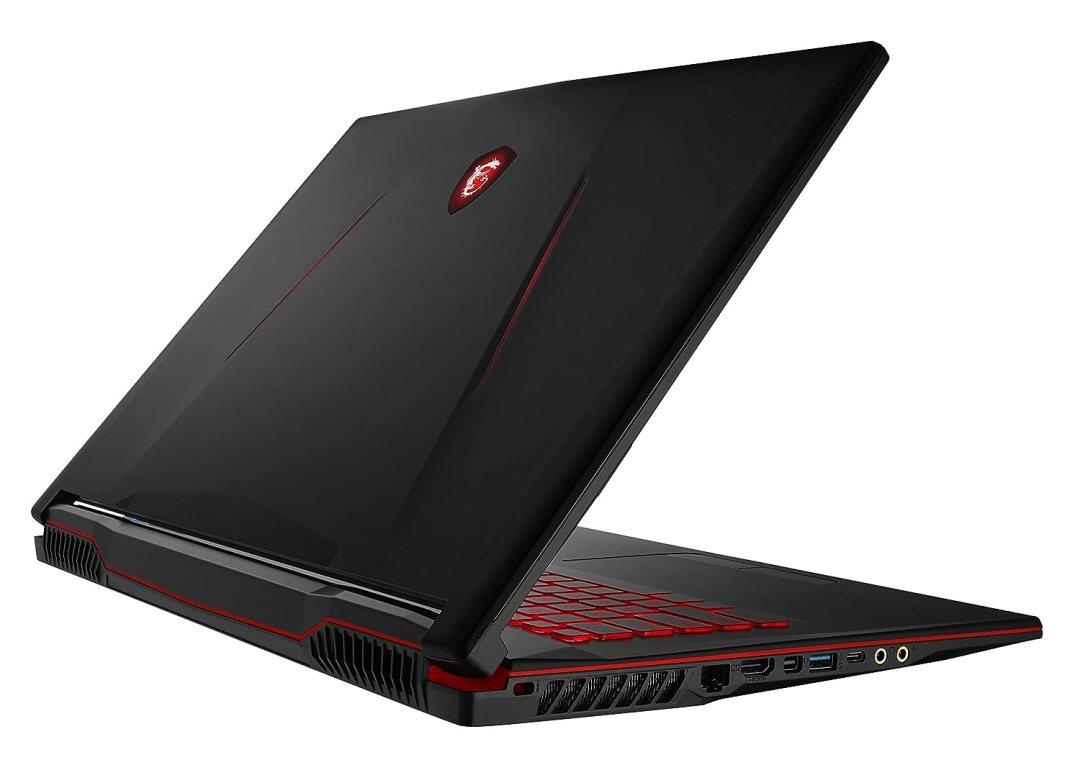 MSI best gaming laptops under 1 lakh