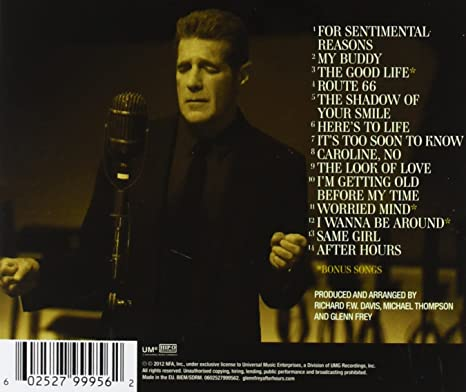 Glenn Frey - After Hours - Amazon.com Music