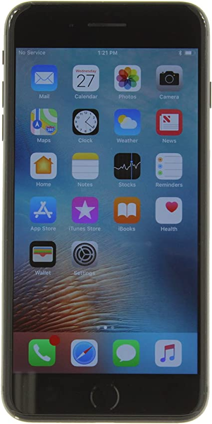 Amazon Com Apple Iphone 8 Plus 256gb Space Gray For At T T