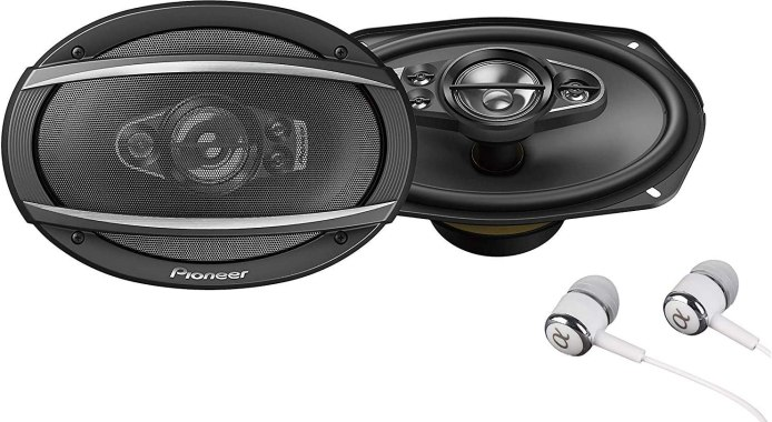 Best cheap 6.5 car speakers