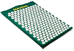 best Acupressure Mat for At Home Back Pain Sciatica Fibromyalgia Relief