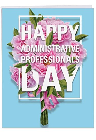happy administrative assistant day - Baeti