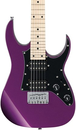 Ibanez GRGM21BKN 3/4 Size Mikro Electric Guitar