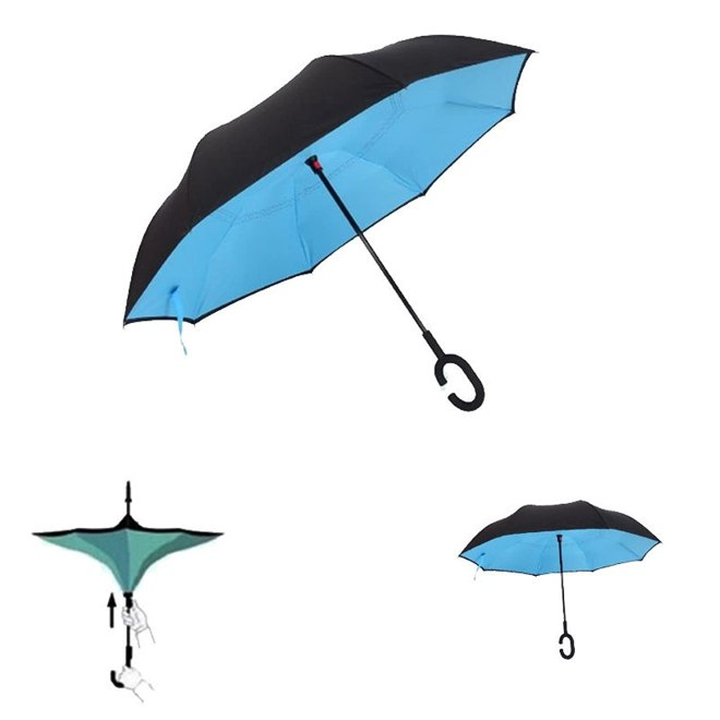 Best inverted upside down umbrella for sale on amazon India