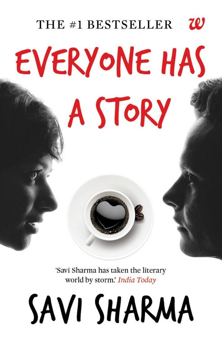 Savi sharma Everyone Has A Story