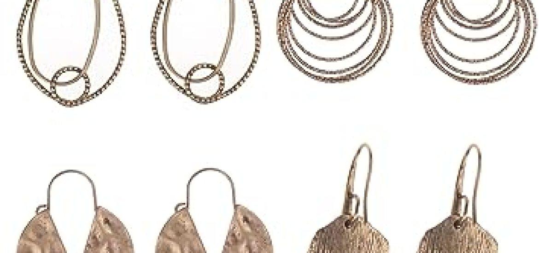 a38138289947 Los mejores 10 Conjunto De Pendientes Vintage - Guía de compra ...