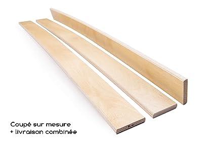 Green Design Lattes Lamelles Ikea Largeur 50 Mm épaisseur 10 Mm Bois Bouleau 685 Mm Longueur
