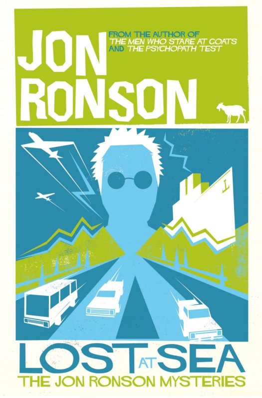 Image result for lost at sea jon ronson book