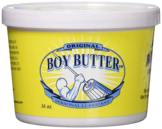 Boy Butter Personal Lubricant