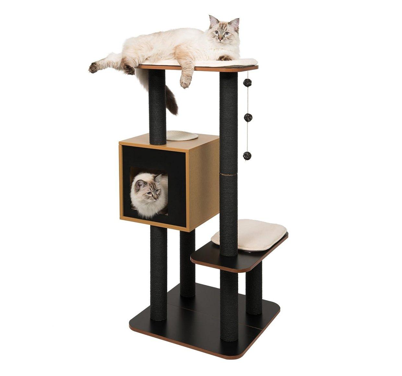 Torre de juegos para gatoshttps://amzn.to/2Swxs0z