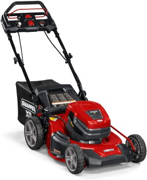 RECHARGEABLE ELECTRIC LAWN MOWER