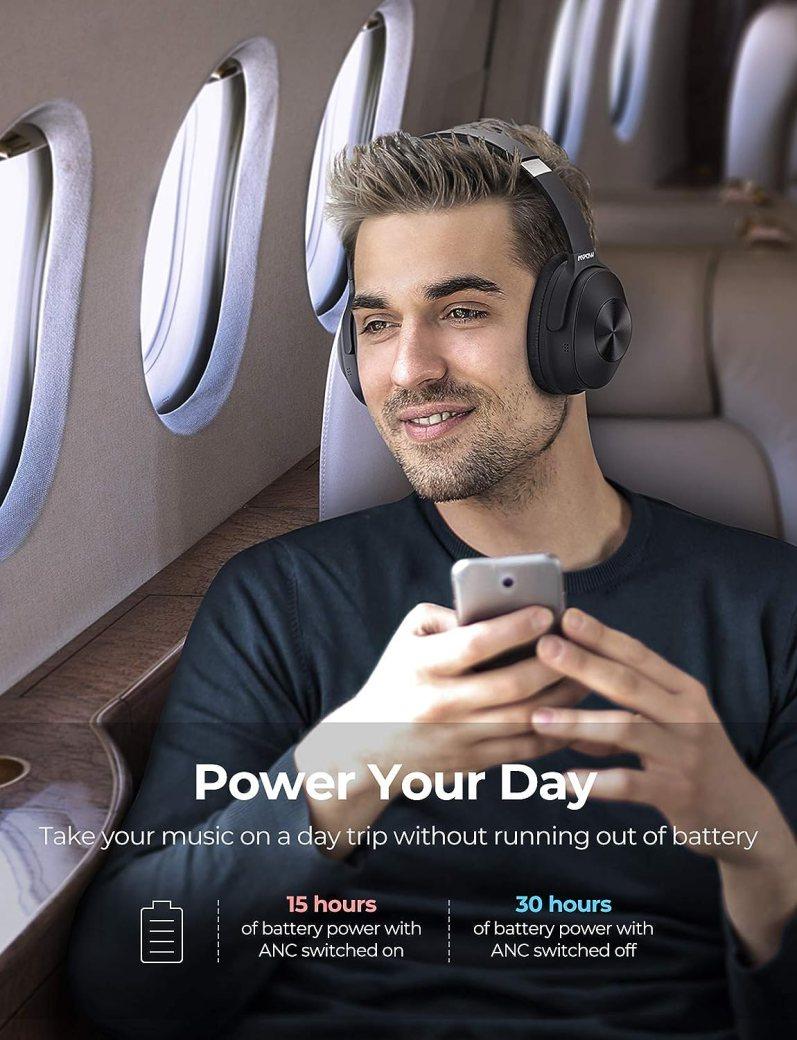 mpow h12 headphones 6