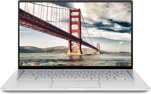 Asus Chromebook Flip C434 | best chromebooks with backlit keyboard